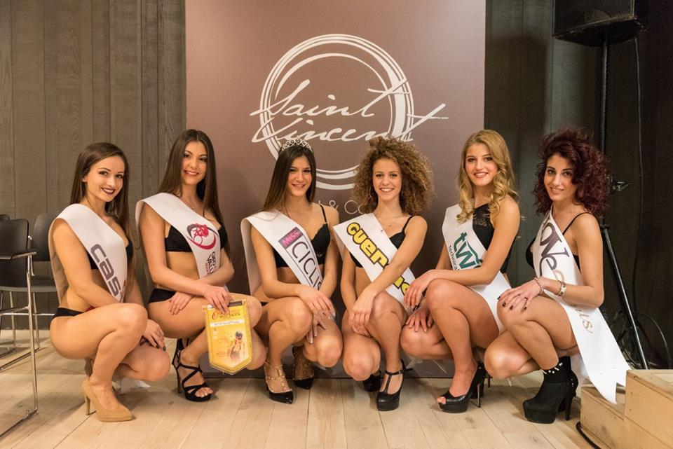 Tutte le premiate di Miss Ciclismo 2017