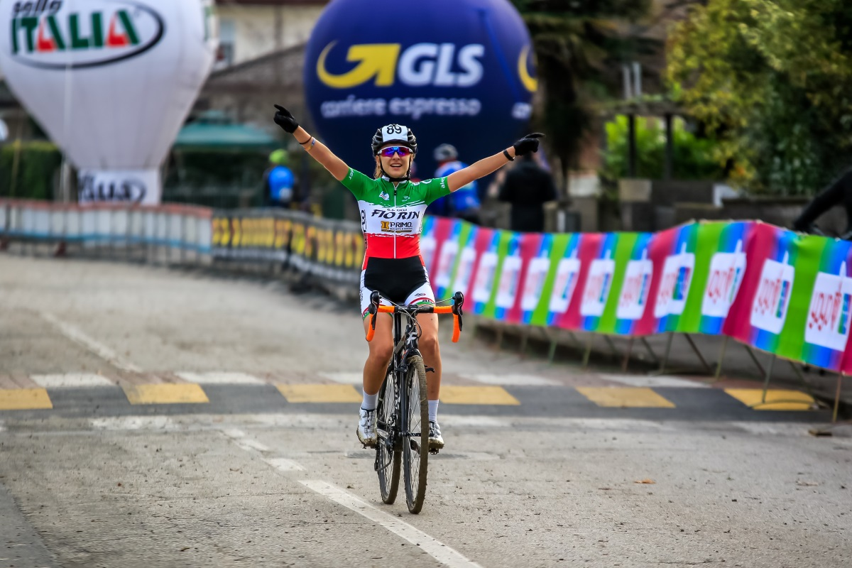 Nicole Pesse vince tra le Donne Allieve a Silvelle