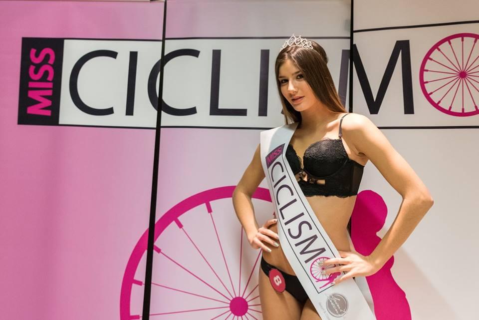 La bresciana Carola Raimondi è la Miss Ciclismo 2017