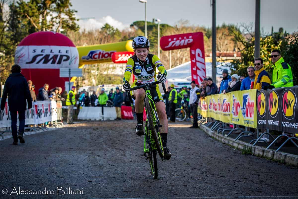 Francesca Baroni vince a Gorizia