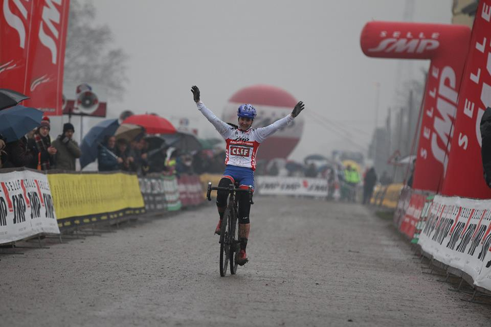 La vittoria di Eva Lechner a Faè di Oderzo