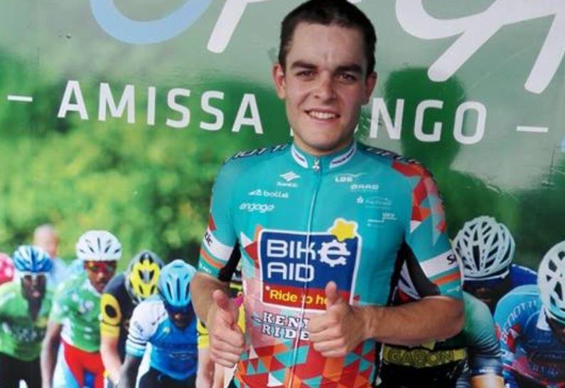 Lucas Carstensen vince la prima tappa dellaTropicale Amissa Bongo