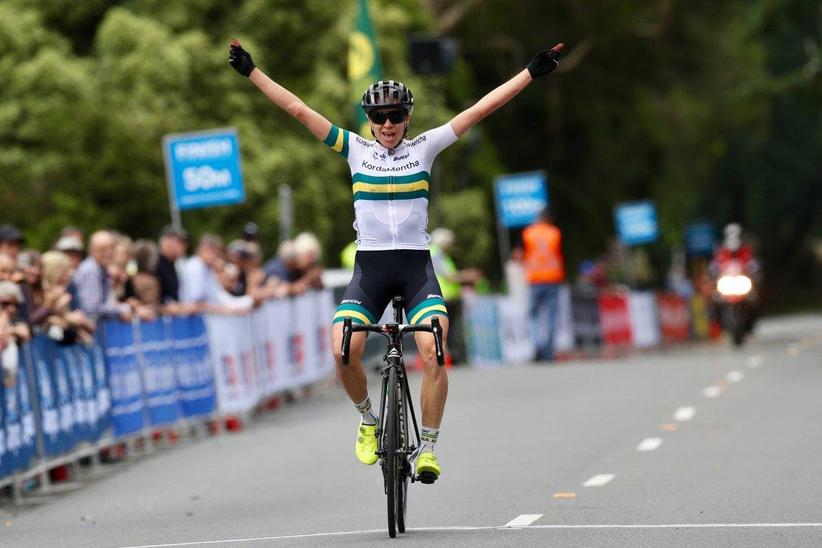 Brodie Chapman vince la prima tappa del Women's Herald Sun Tour 2018