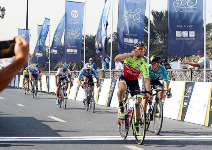 Jakub Mareczko vince la quarta tappa dello Sharjah Tour
