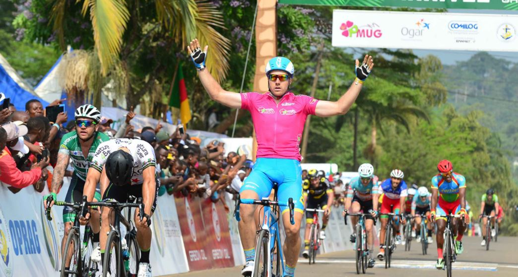 Brenton Jones vince la quinta tappa di La Tropicale Amissa Bongo