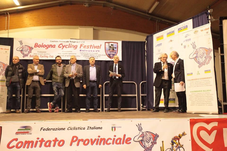 I consiglieri provinciali FCI di Bologna