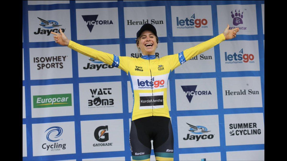 Brodie Chapman vince il Women's Herald Sun Tour 2018
