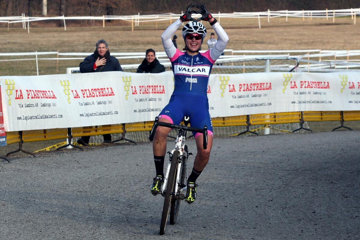 Silvia Persico vince a Bosisio Parini