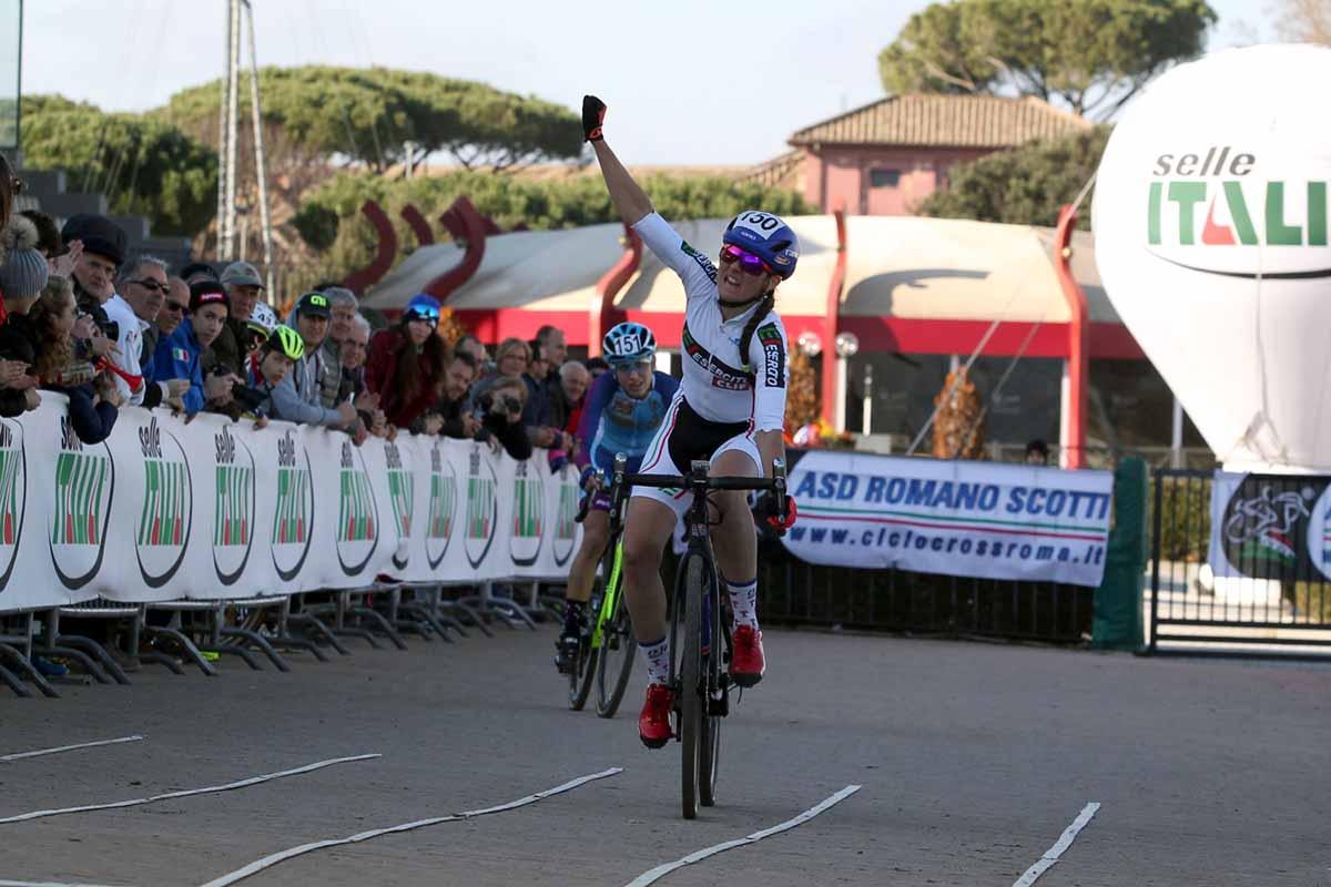 La vittoria di Eva Lechner a Le Cappanelle a Roma