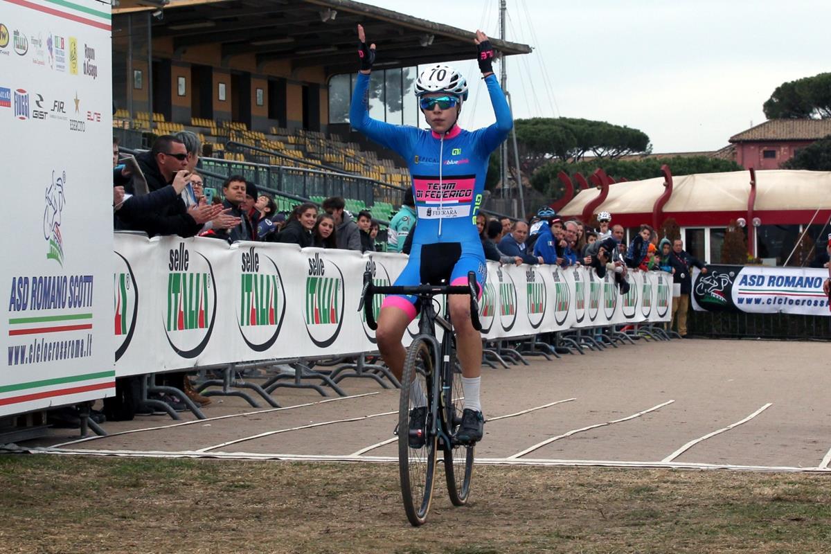 La vittoria di Eleonora Ciabocco a Roma