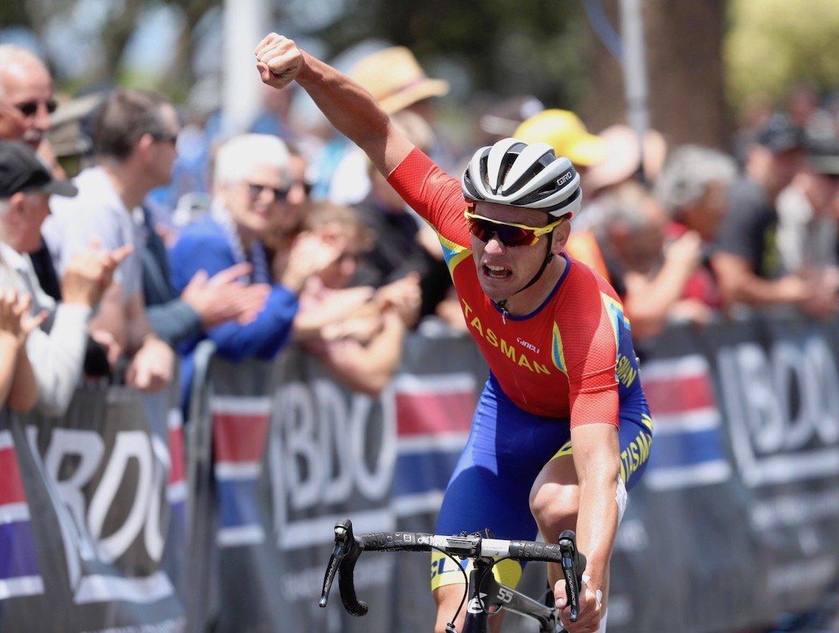 Jason Christie vince il Campionato di Nuova Zelanda 2018