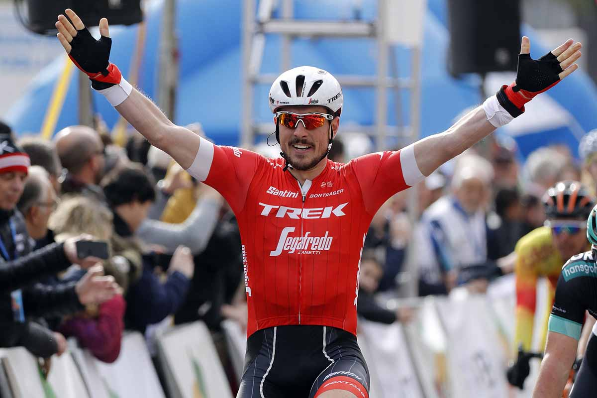 John Degenkolb vince il Trofeo Palma 2018