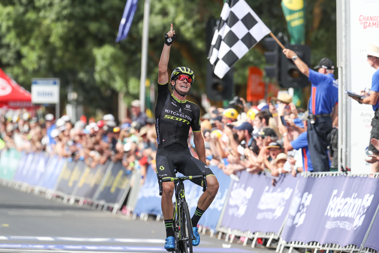 Alex Edmondson vince il Campionato Australiano su strada