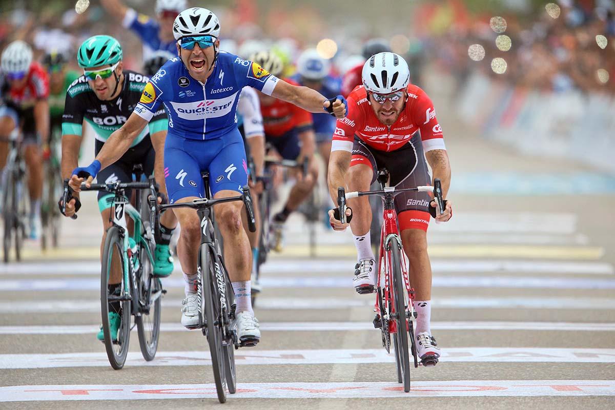 Max Richeze vince la quarta tappa della Vuelta a San Juan 2018