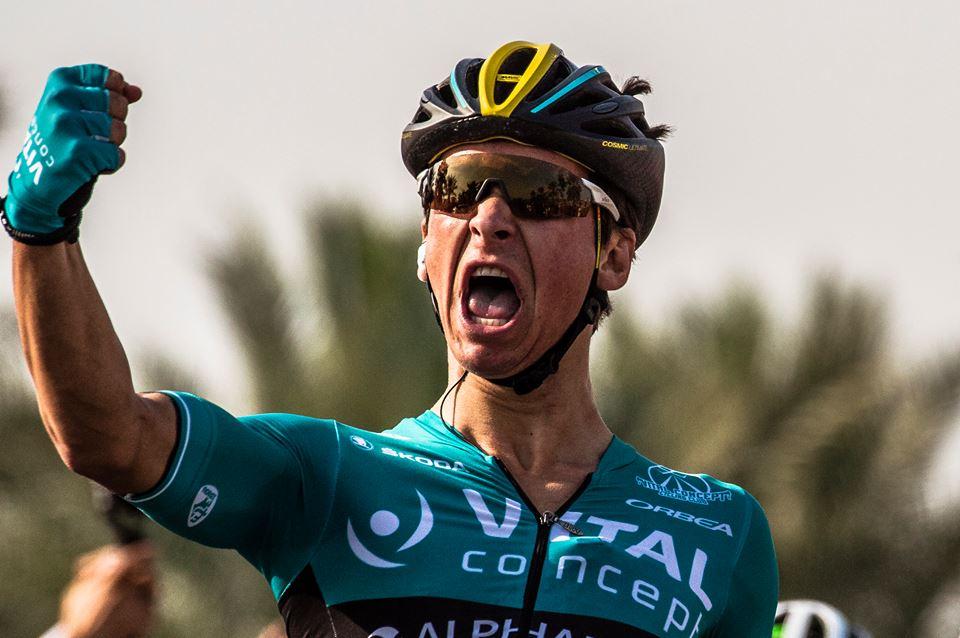 Bryan Coquard vince la prima tappa del Tour of Oman 2018