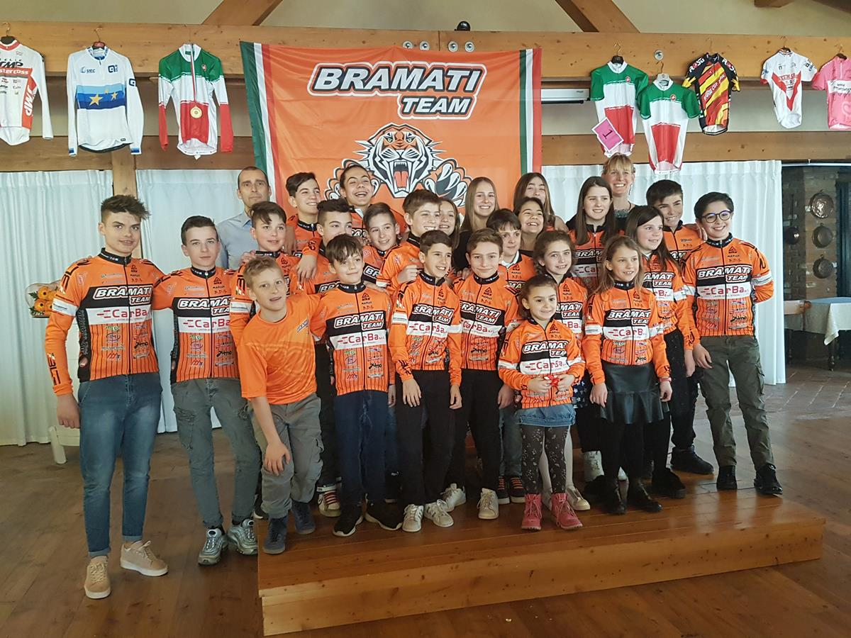 Il Team Bramati 2018