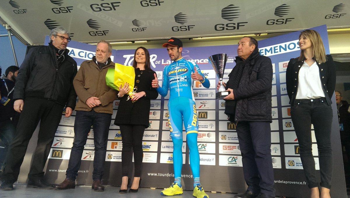Remy Di Gregorio vince la seconda tappa del Tour La Provence 2018
