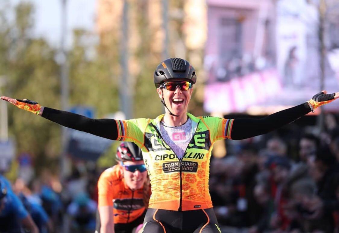 Marta Bastianelli vince la seconda tappa della Setmana Ciclista Valenciana 2018