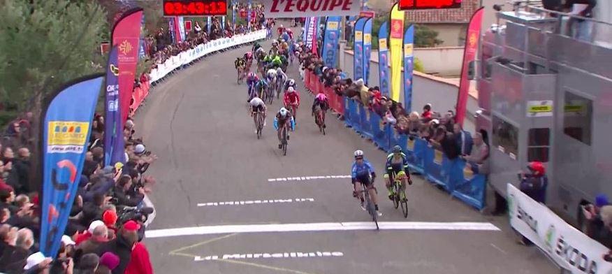 Sean De Bie vince la quarta tappa dell'Etoile de Besseges 2018