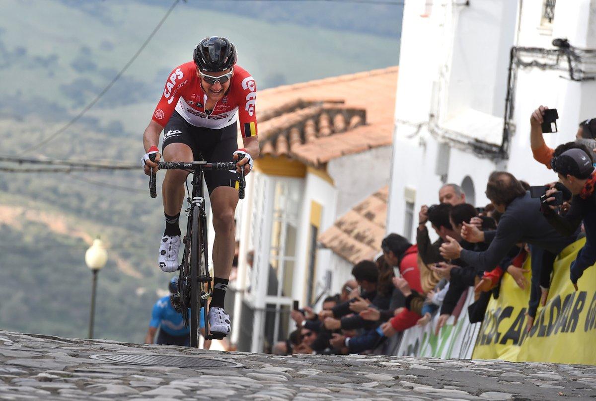 Tim Wellens vince la quarta tappa della Vuelta a Andalucia 2018