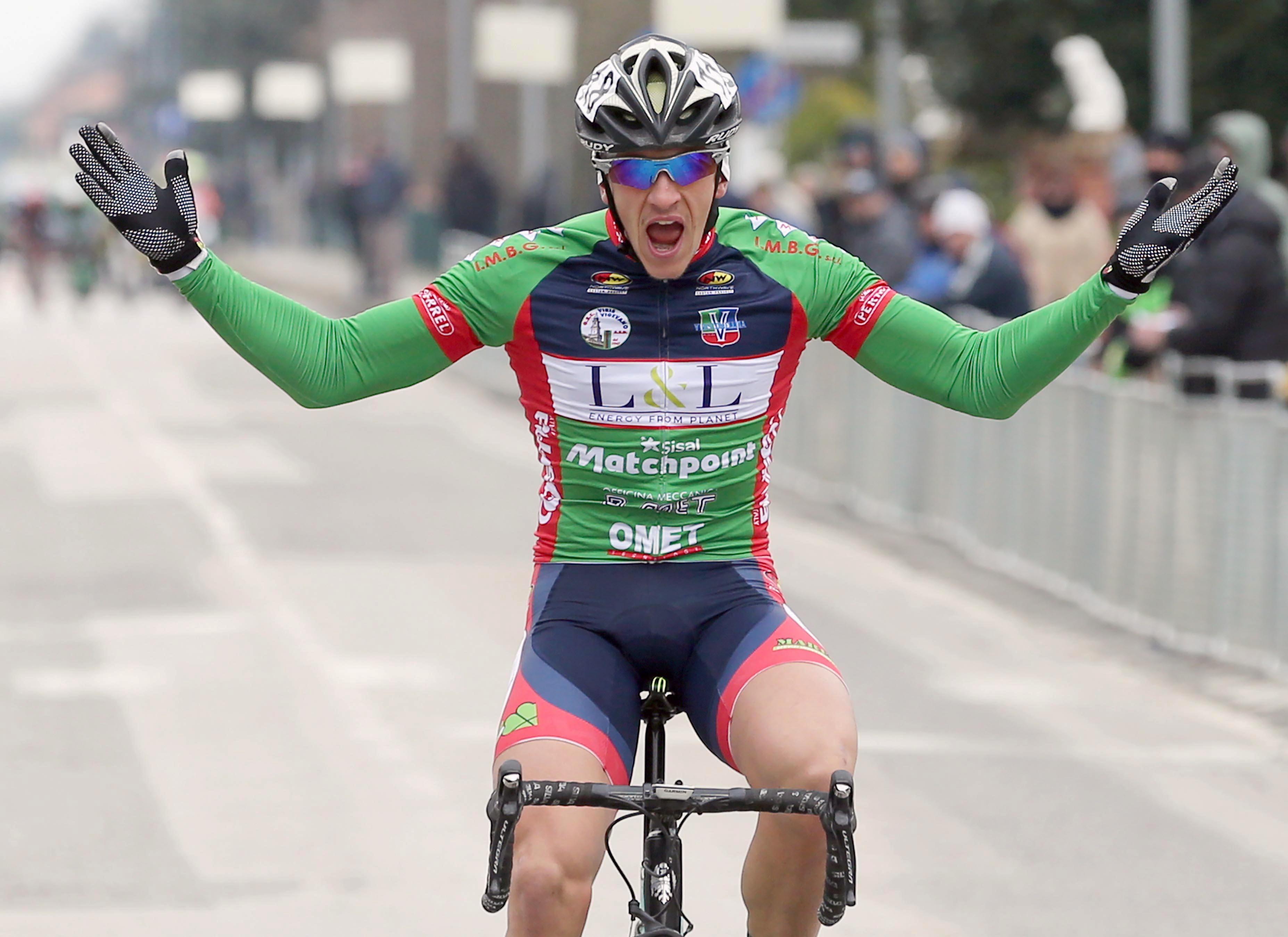 Davide Donesana vince la 59/a Coppa San Bernardino