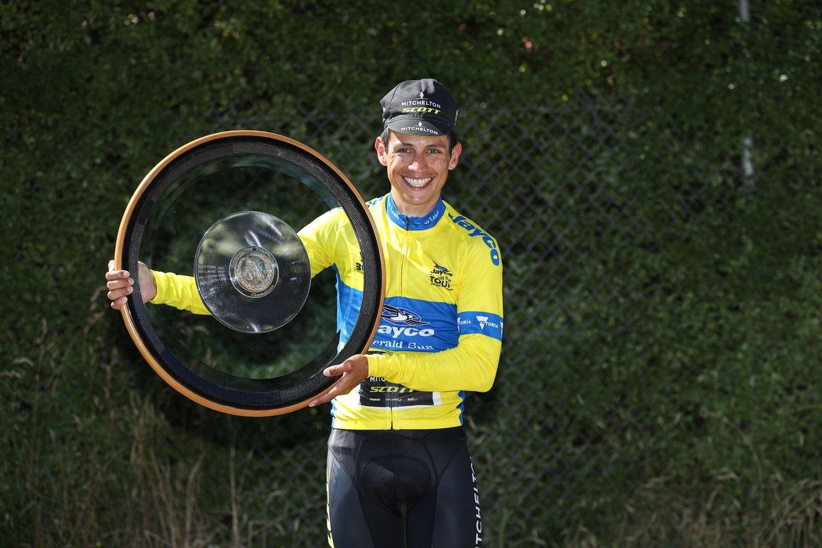 Esteban Chaves vince l'Herald Sun Tour 2018