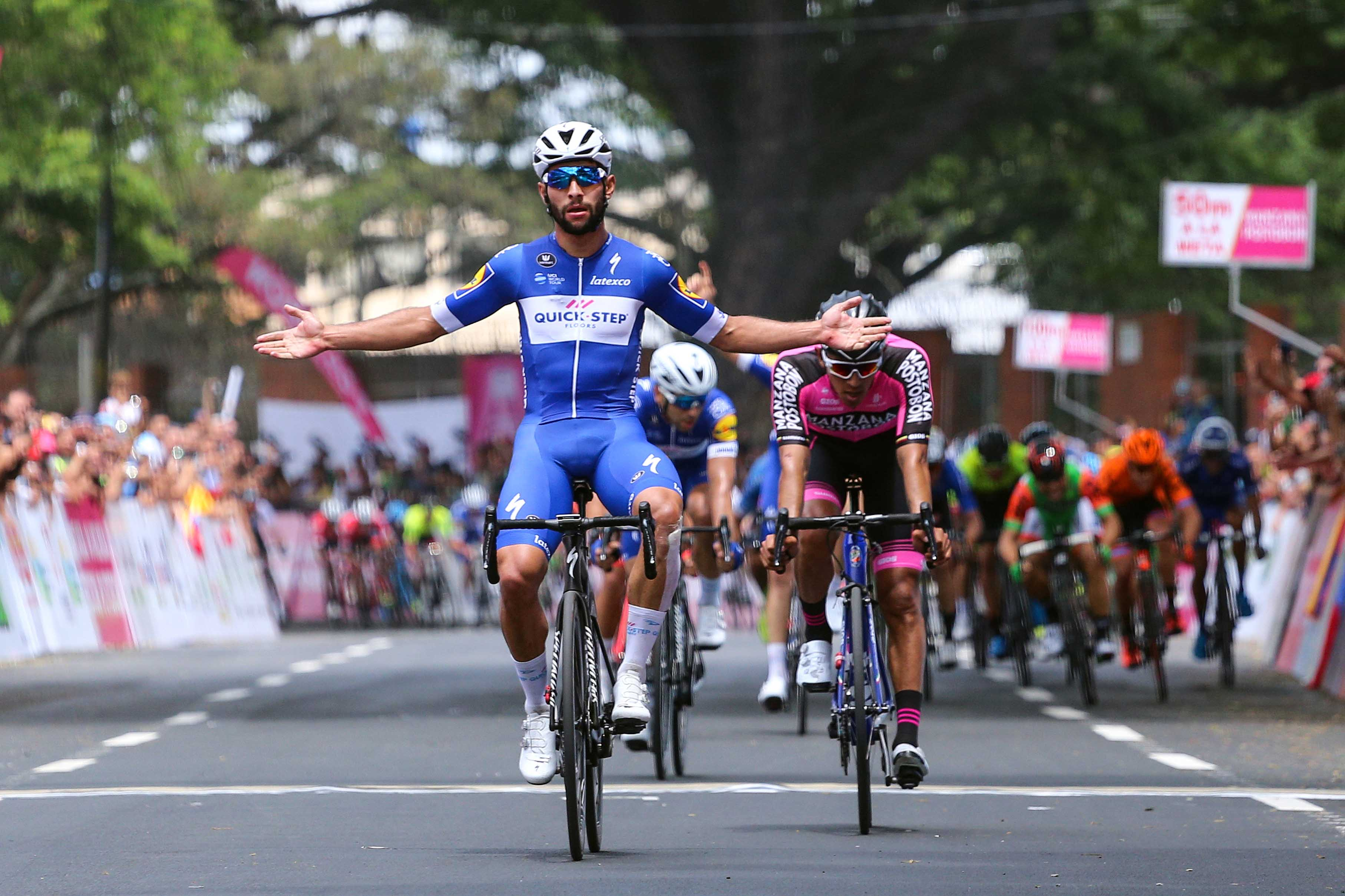 Fernando Gaviria vince la prima tappa della Colombia Oro y Paz