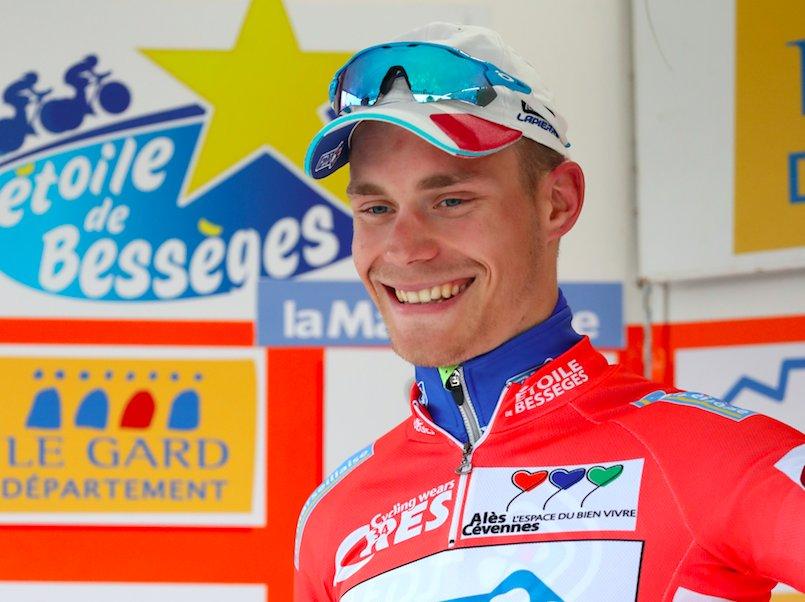 Marc Sarreau vince la terza tappa della Etoile de Besseges