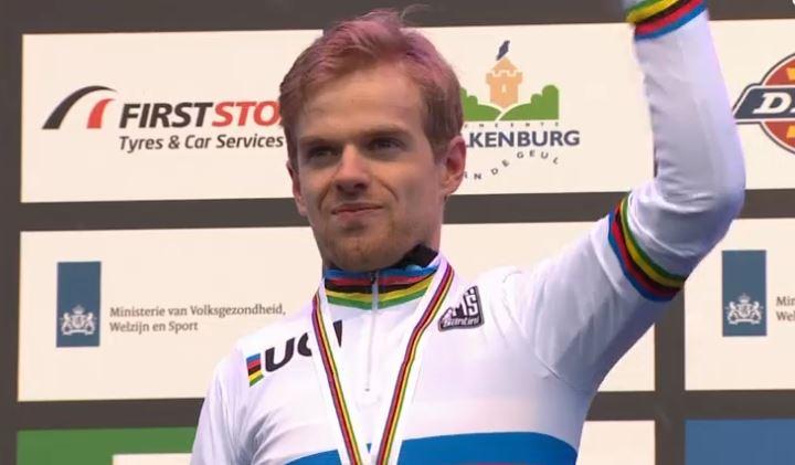 Eli Iserbyt nuovo campione del mondo ciclocross degli Under 23