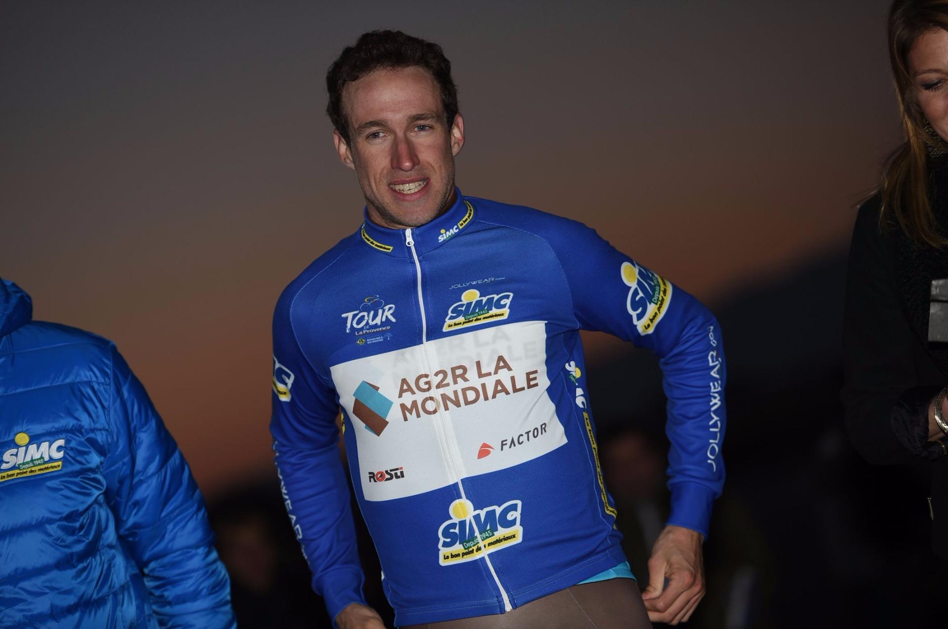 Alexandre Geniez vincitore del prologo del Tour La Provence 2018