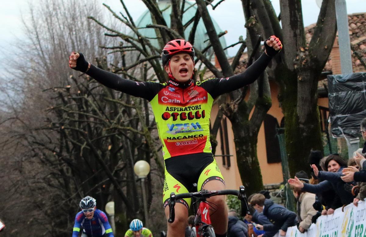 Alex Raimondi vince a Montichiari