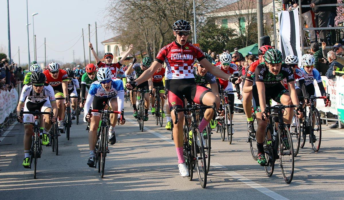 Giovanni Venturella vince a Campolongo