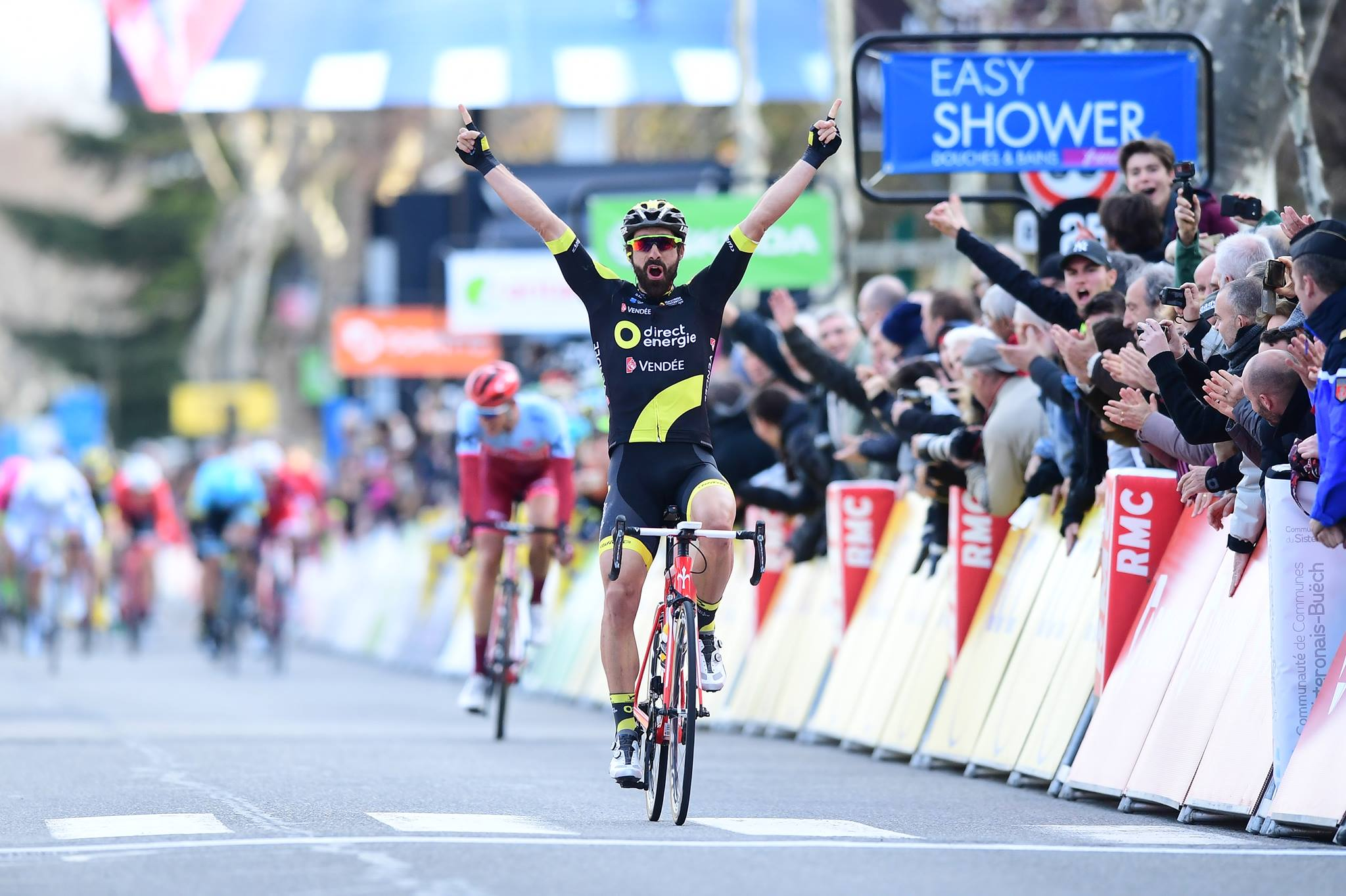 Artem Ovechkin vince la quinta tappa del Tour de Langkawi