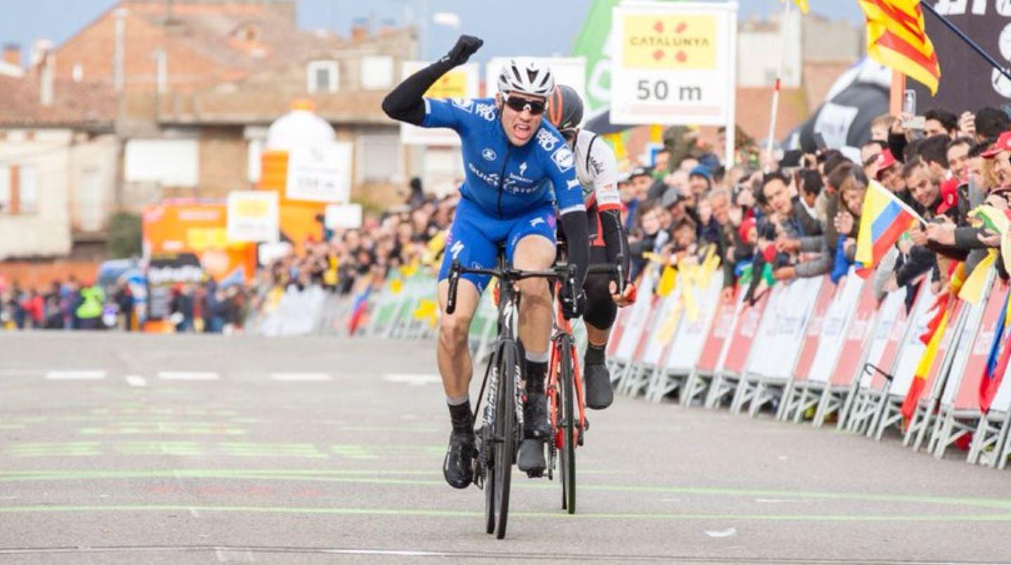 Maximilian Schachmann vince la sesta tappa della Volta a Catalunya