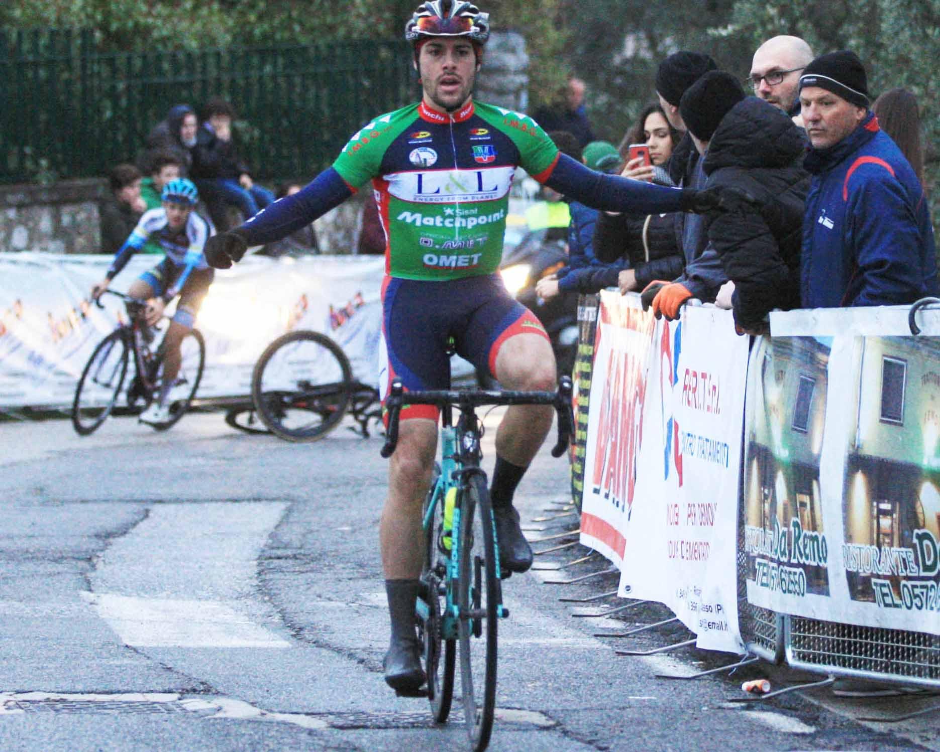Umberto Marengo vince il Circuito Compitese 2018