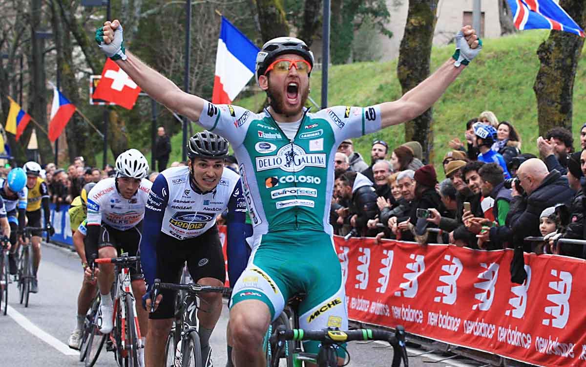 Filippo Tagliani vince il 58° Gran Premio San Giuseppe aMontecassiano
