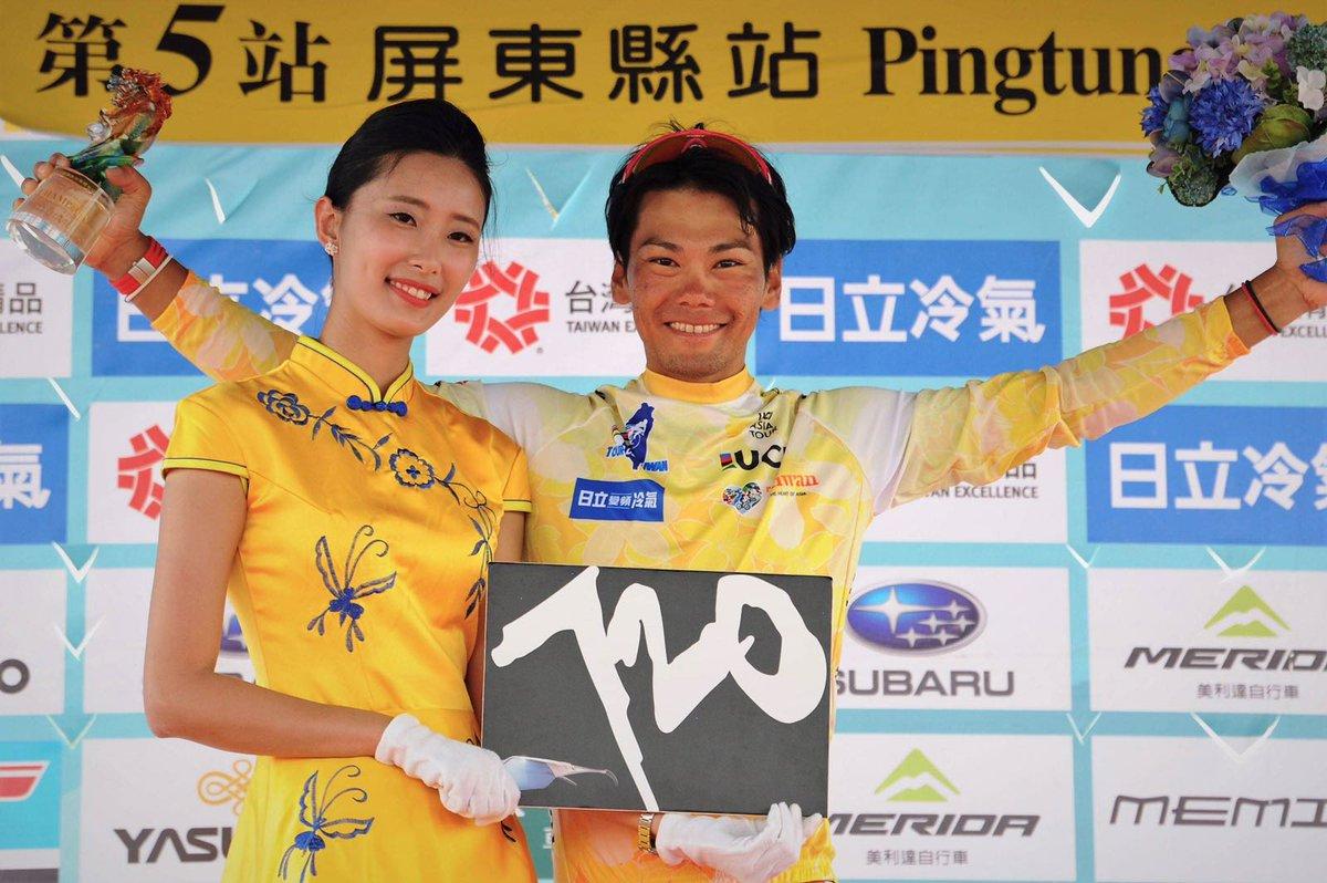 Yukiya Arashiro vincitore del Tour of Taiwan 2018