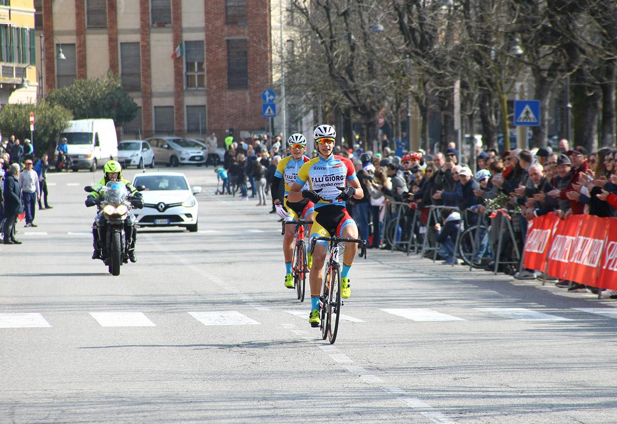 D'Amato-Balestra, la doppietta del Team Giorgi alla 50/a Varese-Angera (foto Berry)