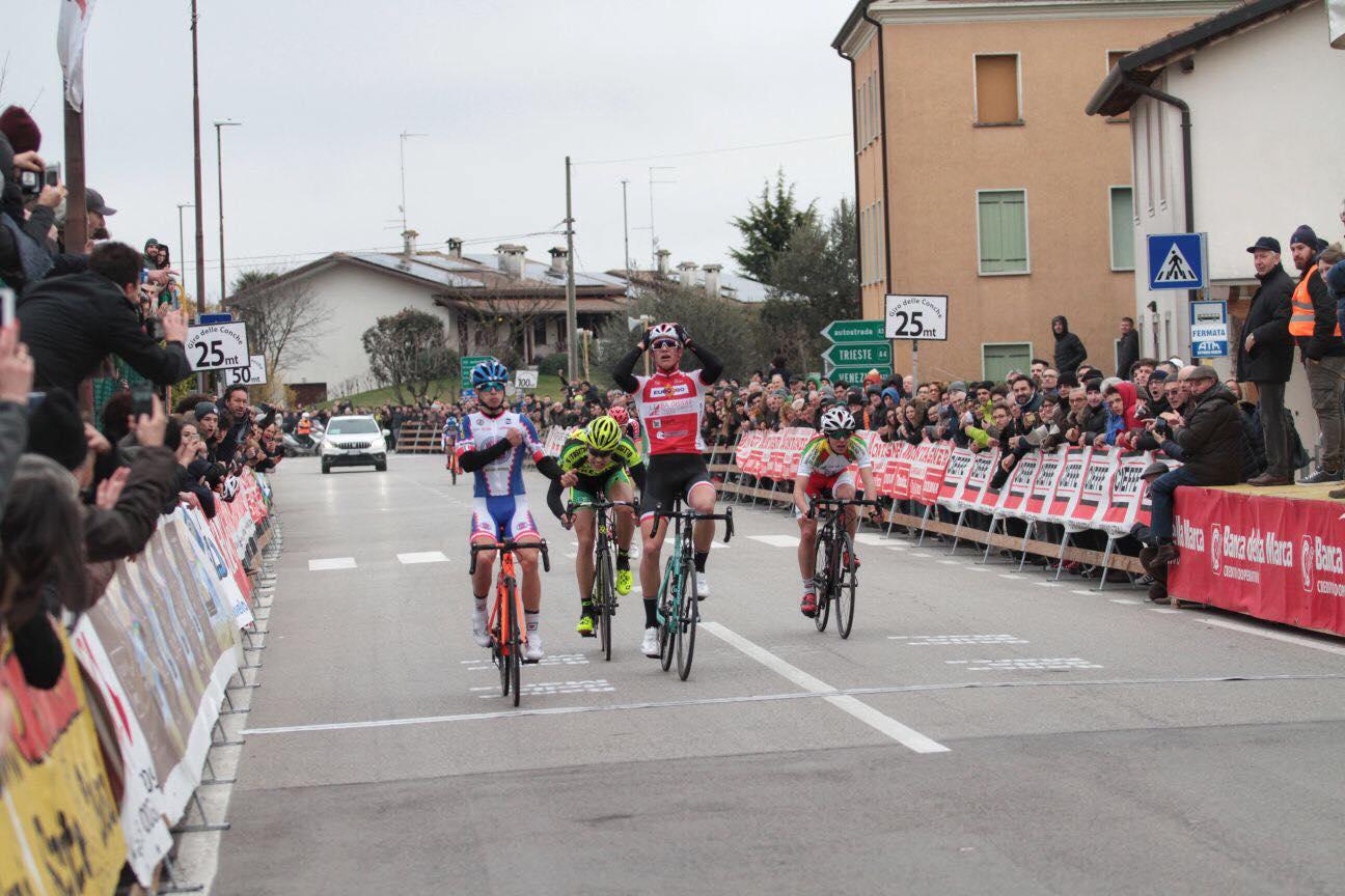 Gabriele Matteucci vince il Giro delle Conche 2018
