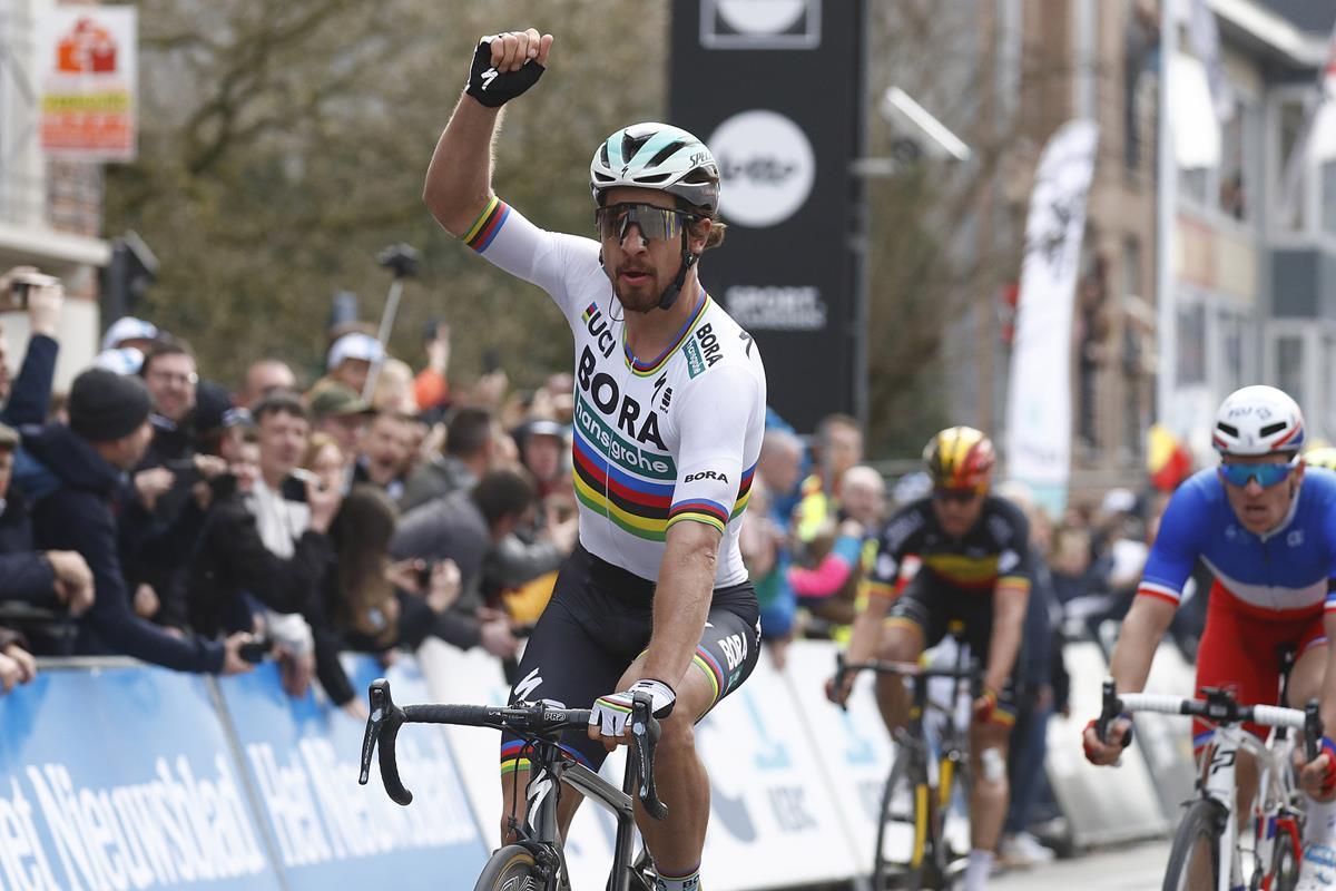 Peter Sagan vince la Gand-Wevelgem 2018