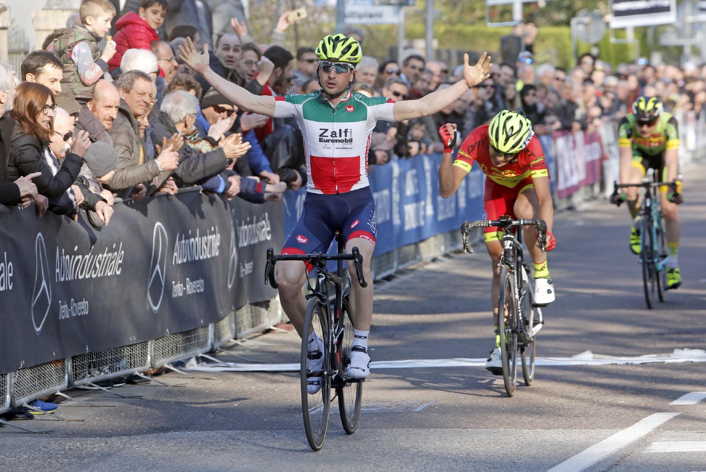 Gianluca Milani vince a La Bolghera