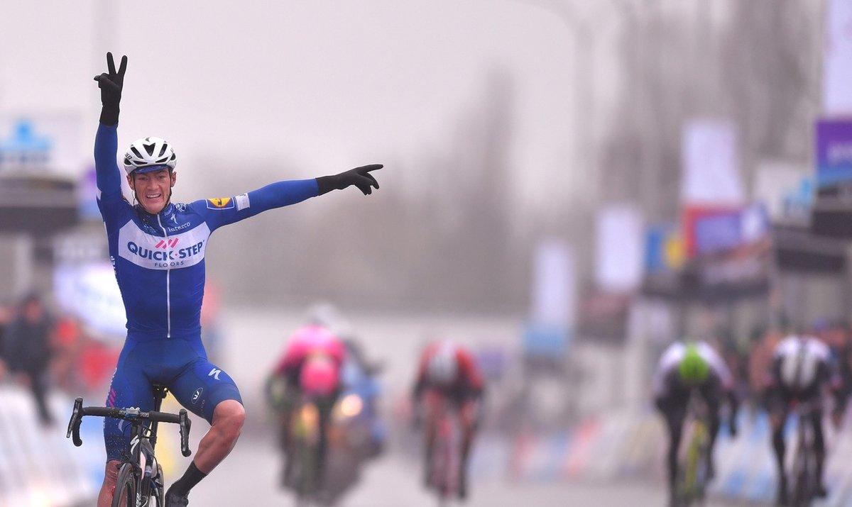 Yves Lampaert vince la Dwars door Vlaanderen - A travers la Flandre 2018