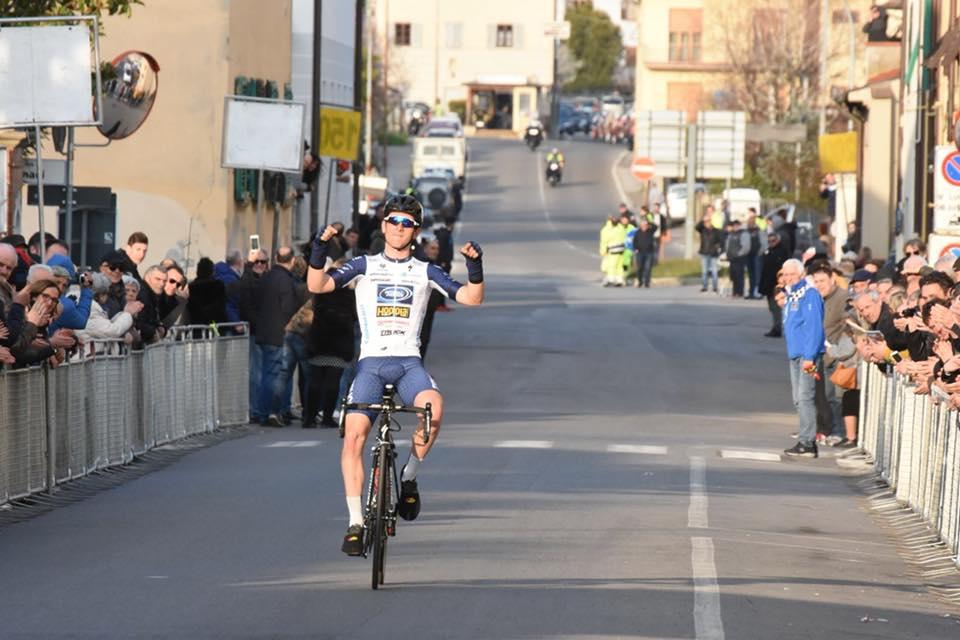 Christian Scaroni vince il Giro delle Balze 2018