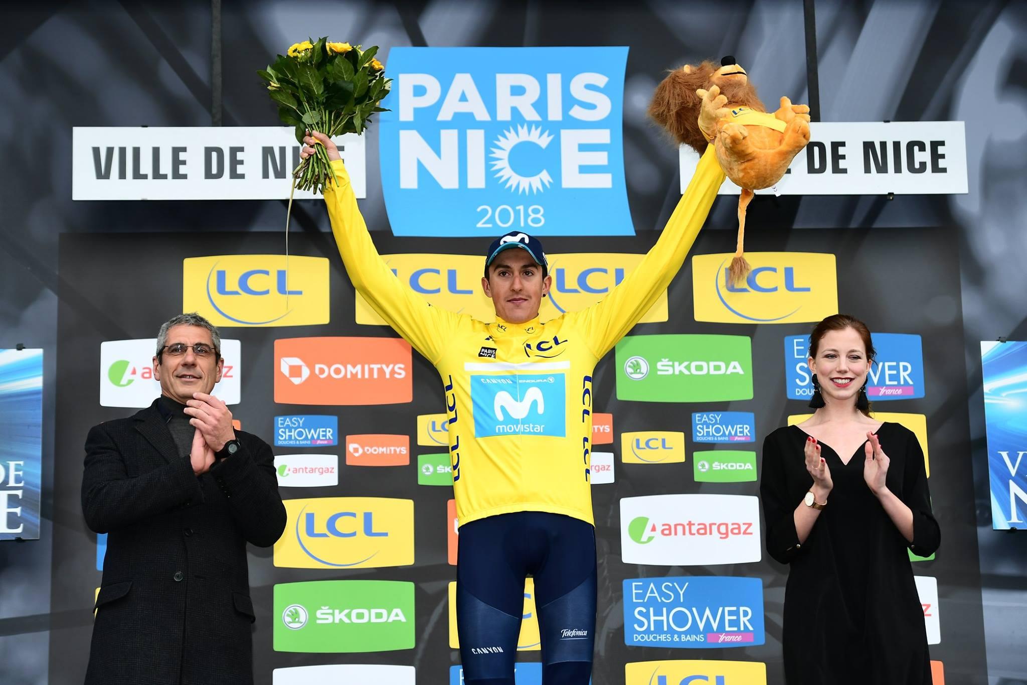 Marc Soler vince la Parigi-Nizza 2018