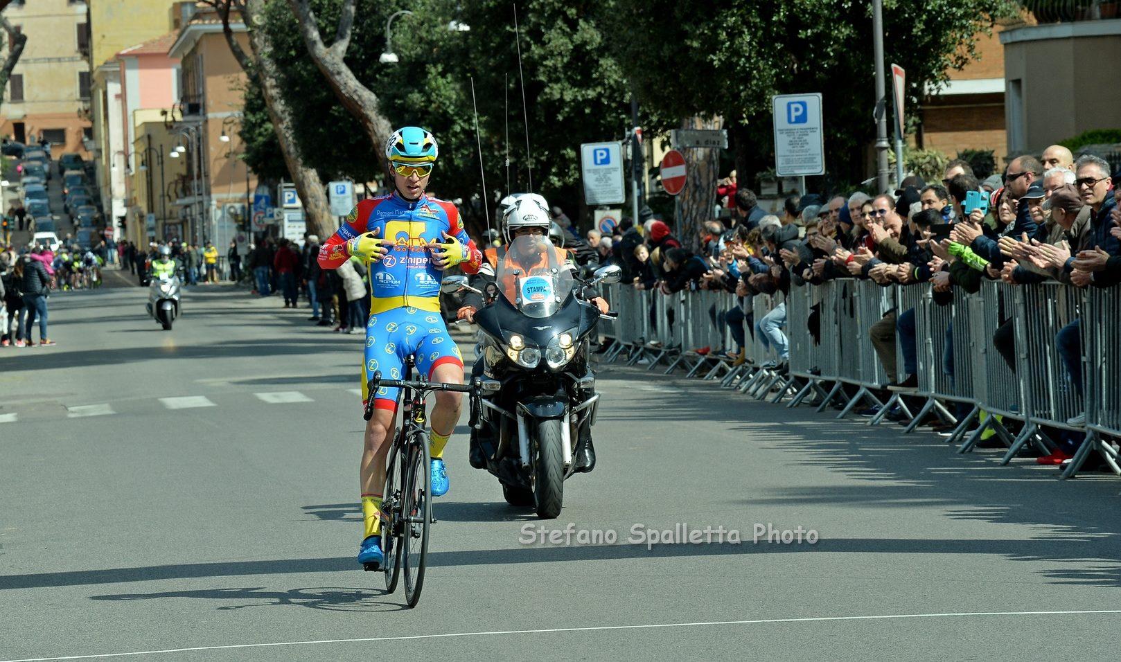 Aurelio Massaro vince a Terracina