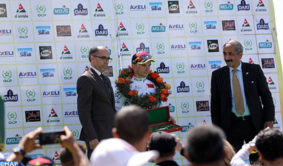 Jakub Mareczko vince la decima tappa del Giro del Marocco