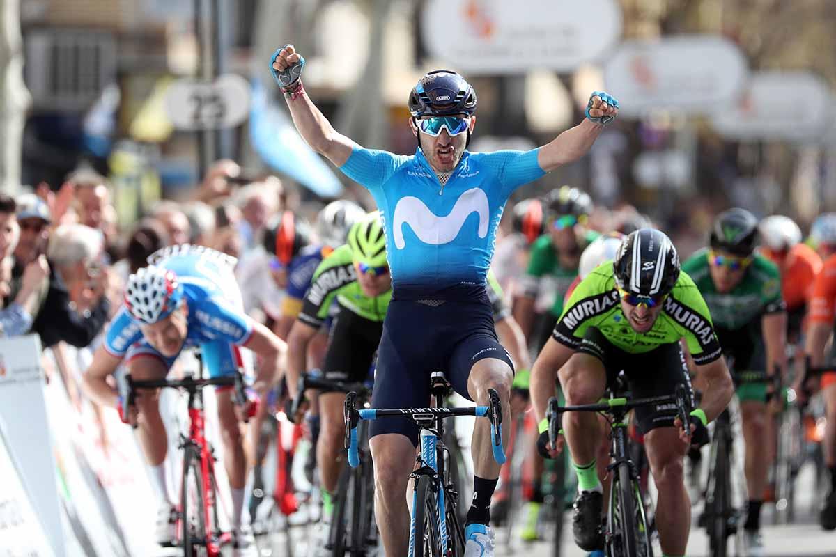 Carlos Barbero vince la prima tappa della Vuelta a Castilla y Leon
