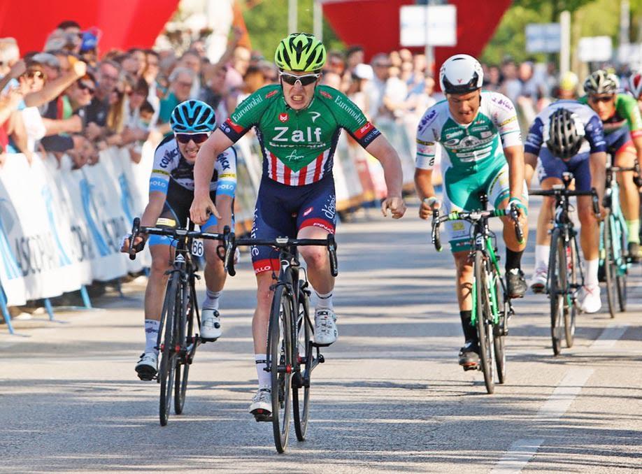 Alberto Dainese vince l'internazionale di San Vendemiano