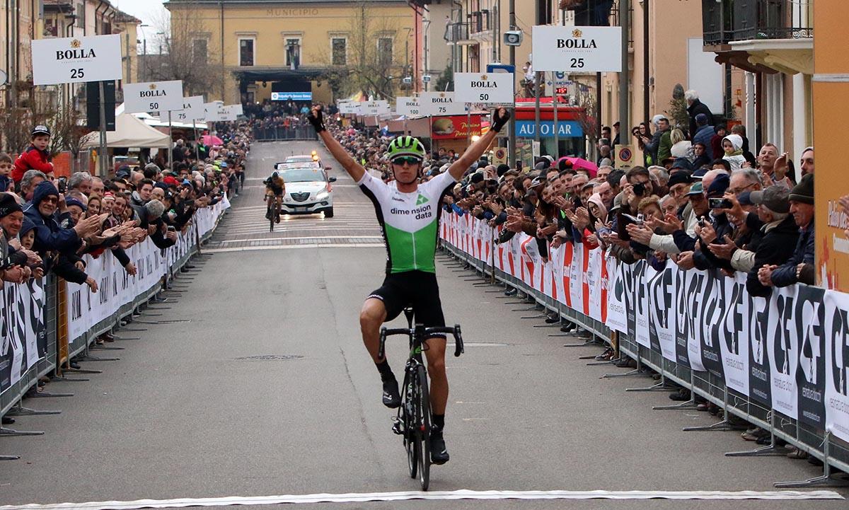 Stefan De Bod vince il Gp Palio del Recioto 2018