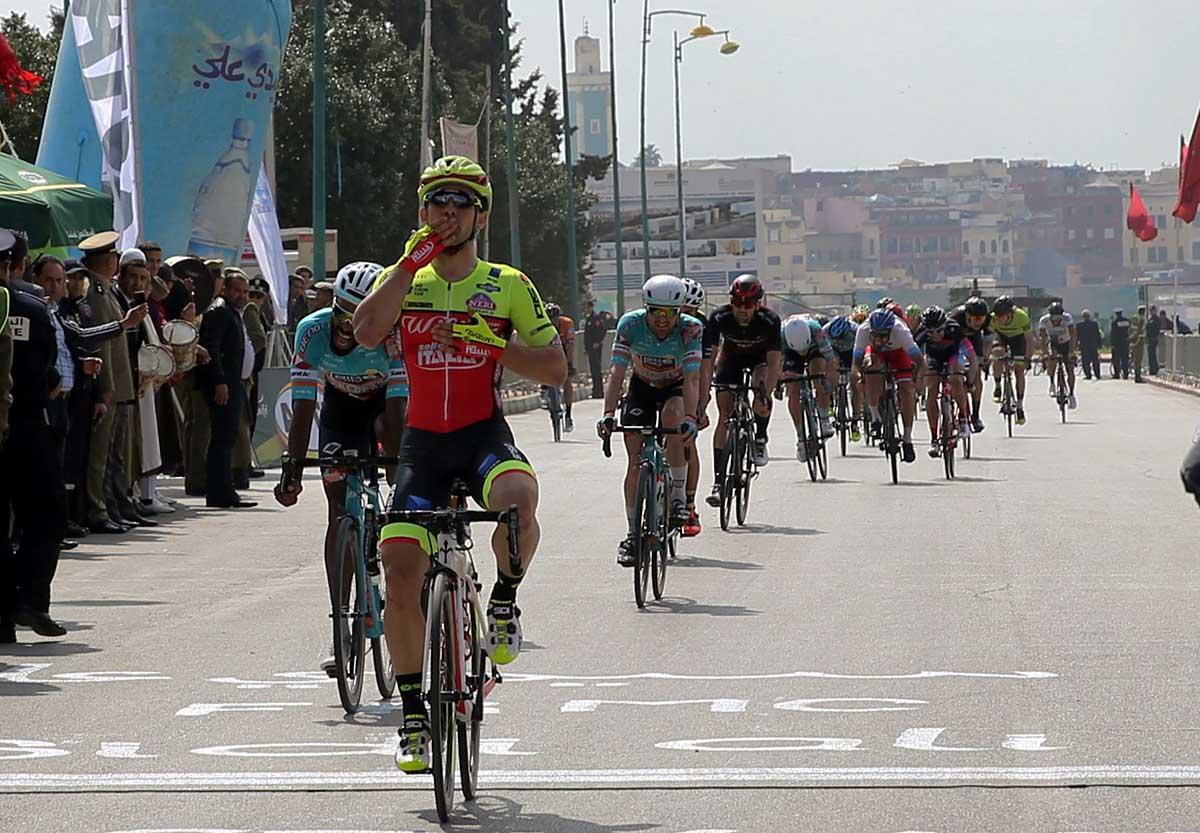 Jakub Mareczko vince la quinta tappa del Tour du Maroc